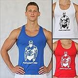 Mordex Boxershirt Pump & Fight Stringer Y-Back Tank Top Racerback