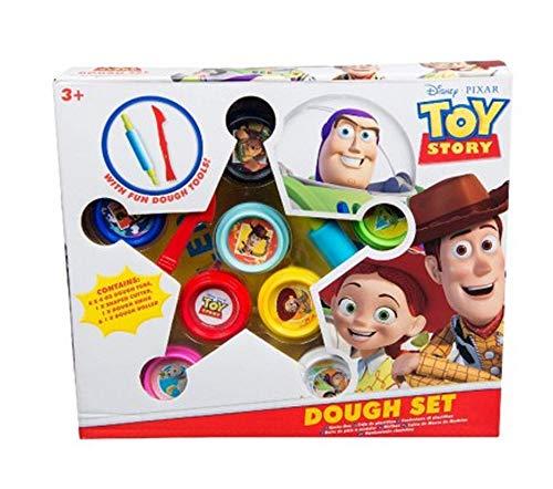 Toy Story Boite Créativité Pate à Modeler