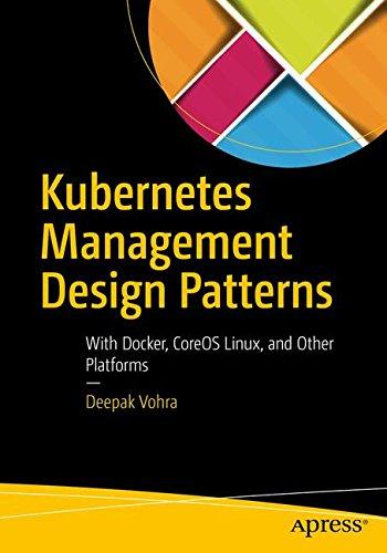 Kubernetes Management Design Patterns: With Docker, CoreOS Linux, and Other Platforms por Deepak Vohra