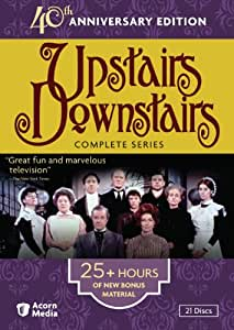 Upstairs Downstairs Complete Series: 40th Annivers [DVD] [1971] [Region 1] [US Import] [NTSC]