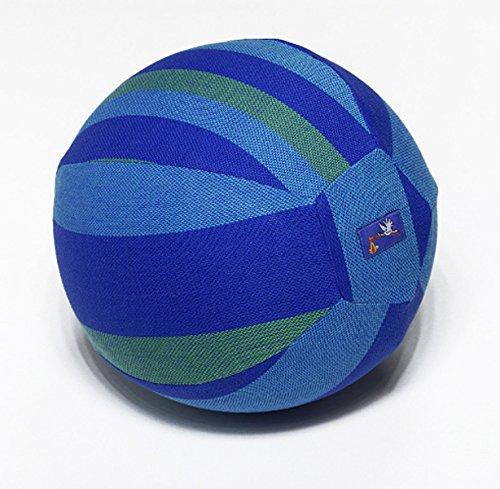 Hoppediz Ball-cur Luftballon-Hülle Curacao, inklusiv 2 Ballons -
