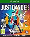 Ubisoft Just Dance 2017, Xbox One Básico Xbox One Francés vídeo - Juego (Xbox One, Xbox One, Danza, Modo multijugador, E10 + (Everyone 10 +), Soporte físico)