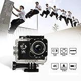 4 Karat 30FPS 16MP Wifi Action Kamera HD 1080 P Wasserdichte Cam 2,0