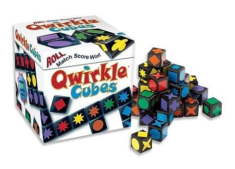 Qwirkle Cubes - MindWare Qwirkle Cubes by MindWare TOY (English