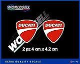 Aufkleber Aufkleber Motorrad Meisterschaft DUCATI CORSE PANIGALE MONSTER MULTI 999748