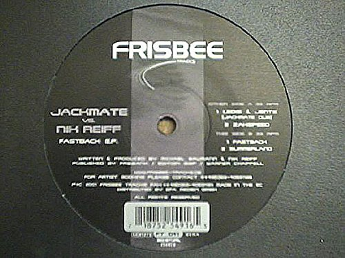 Fastback Remixes [Vinyl Maxi-Single] -