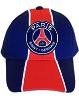Casquette PSG - Collection officielle PARIS SAINT GERMAIN - Football Ligue 1 - Taille réglable