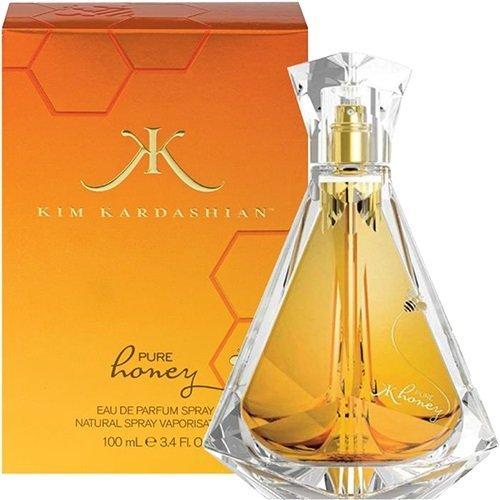 Kim Kardashian Pure Honey Profumo con Vaporizzatore - 100 ml