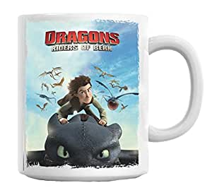 Dragons Riders of berk Mug Cup