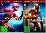 The Flash - Season / Staffel 1+2 * DVD Set * (DC Comics)