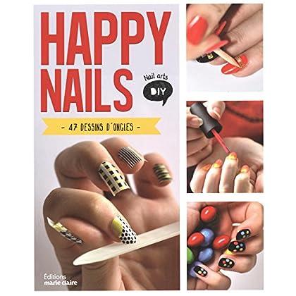 Happy Nails : 47 dessins d'ongles