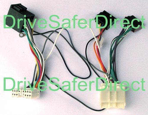 inka-902850-80-3b-iso-sot-mute-lead-for-parrot-ck3100-ck3200-mki9100-mki9200-and-other-iso-handsfree