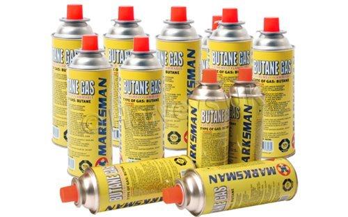 Butan Gas Flaschen für Herd, Heizer und Grill