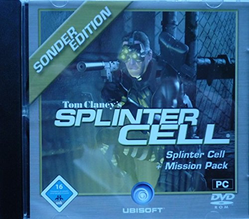 Tom Clancy's Splinter Cell Sonderedition