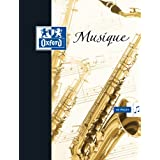 Oxford Cahier musique A4 48 pages seyes