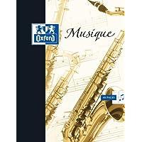 Oxford cuaderno música A448páginas Seyes
