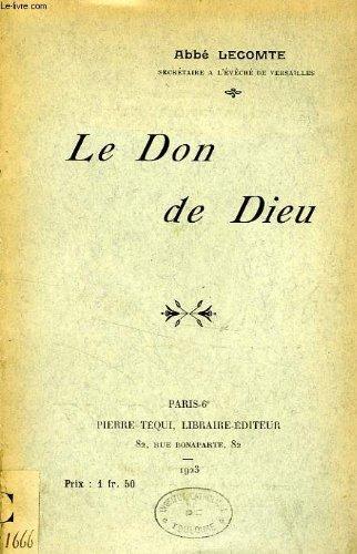le-don-de-dieu