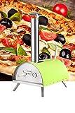 Pellet Pizzaofen Flammkuchenofen Backofen