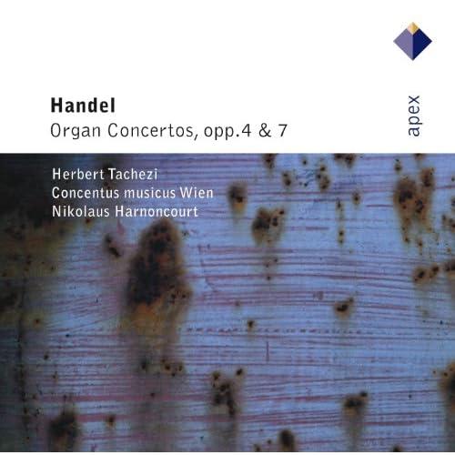 Handel : Organ Concerto No.7 in B flat major Op.7 No.1 HWV306 : I Andante