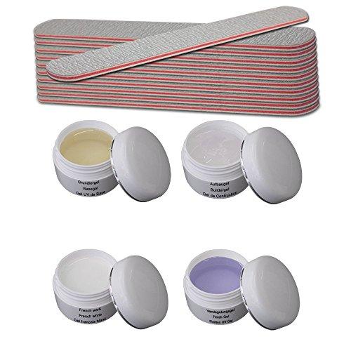 set-di-gel-uv-classic-4-x30-ml-incluso-10x-lima-per-unghie-dritta-stretta
