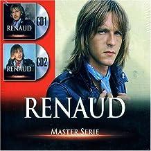 Coffret 2 CD : Master serie : Renaud