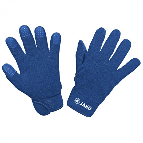Jako Feldspielerhandschuhe royal blau Kinder standard, 6
