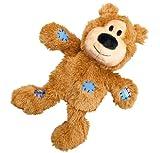 kong kuschelspielzeug für hunde plüschbär