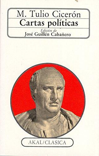 Cartas políticas (Clásica) por M. Tulio Cicerón