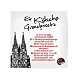 artboxONE Poster 30x30 cm Städte/Köln ET KÖLSCHE