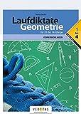 Laufdiktate Geometrie für 10- bis 14-Jährige: 1.-4. Klasse. Kopiervorlagen
