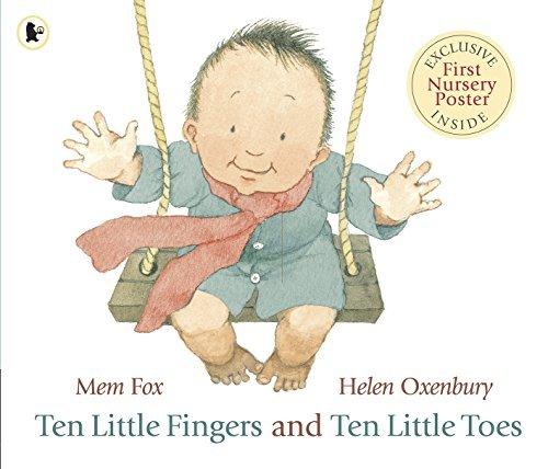 Ten Little Fingers and Ten Little Toes by Mem Fox (2009-08-02)