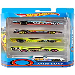 Hot Wheels Cool 'N Custom Vehicles 5 Pack
