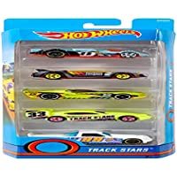 Hot Wheels 1806 Diecast and Mini Toy Cars, Pack of 5
