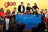 Glee Poster Cast + accessori