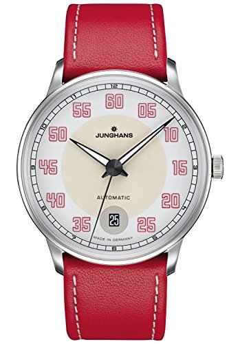 Junghans Ladies Watch Meister Automatic Driver 027/Red 4716.00