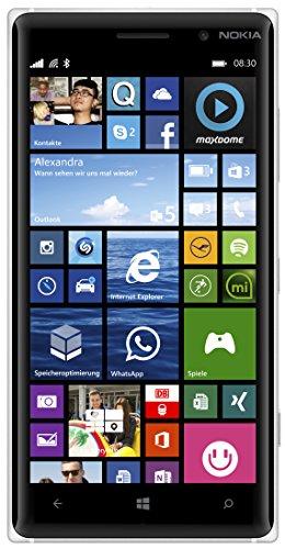 Microsoft Lumia 830 ohne Vertrag weiß