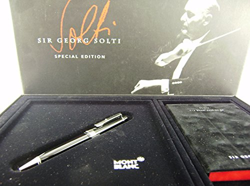 SIR George Solti Special Edition Kugelschreiber