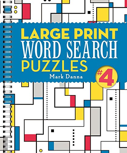 Large Print Word Search Puzzles 4 PDF Books