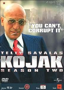 Kojak - Season Two - 6-DVD Box Set ( Kojak - Season 2 )