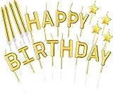 Argento 50 Pezzi Candele Torta di Compleanno Candele Cupcake Breve Torta Sottile Candele per La Festa di Compleanno Decorazione della Torta Forniture