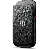 Blackberry ACC_50704_201 Etui en cuir pour Blackberry Q10 Noir