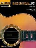 Metodo Para Guitarra Hal Leonard: Libro 1 (Book/Online Audio)