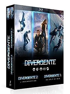 Divergente - Coffret: Cinq destins, un seul choix + L'insurrection + Au-delà du mur [Blu-ray] (B01E9HMSAO)   Amazon Products