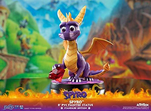 Unbekannt Spyro der Dragon PVC Statue Spyro 20cm -
