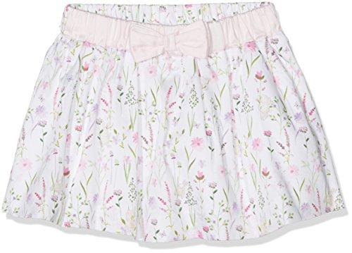 Chicco Baby-Mädchen Rock 09034410000000, weiß (White & Pink), 18M (Herstellergröße: 86)