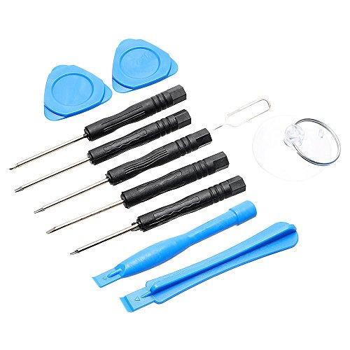 itimo diywork 11in 1Handy Reparatur Werkzeug Kit Handy Öffnung Tools Set Schraubendreher-Set Hand Werkzeug Kombination