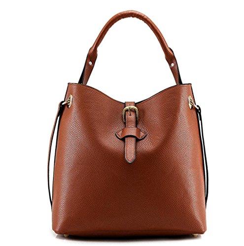GBT Art und Weisehandtaschen, beiläufige Handtaschen light brown
