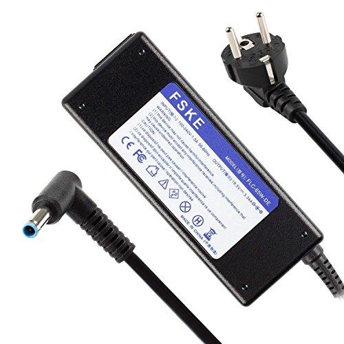 FSKE® 65W 19.5V 3.34A LA65NS2-01 450-AECL 450-AECO MGJN9 43NY4 Cargador de Laptop para Dell Inspiron 15 5000 3000 5559 5568 5558 5758 7779 7348 7359 5567 I5559 3552 5759 XPS 13 9360 L322X 9350 12 9Q33 AC Adaptador, Notebook EUR Power Supply, 4.5 * 3.0mm