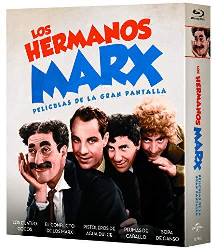 Pack Hermanos Marx