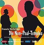 Die Non-Paul-Temples: Hörspiele (5 CDs) - Francis Durbridge